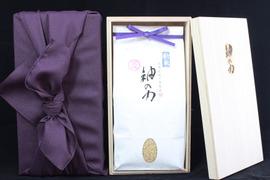【贈答用】29年度産「神の力」玄米1kg