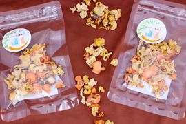 無添加ドライ野菜チップス(ニンジン)×5袋