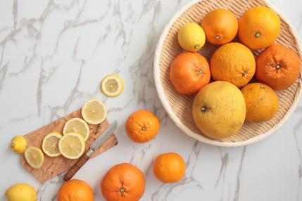 【有機JAS】ご家庭用*旬のフルーツ詰め合わせ(4kg)