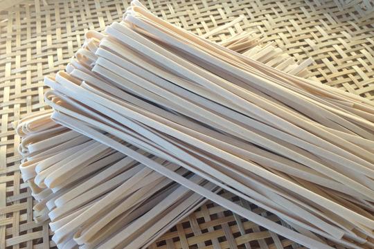 【八ヶ岳産】地粉うどん (乾麺)  250g×10袋セット