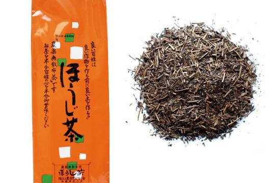【無農薬栽培】ほうじ茶(200g)×4パック入り