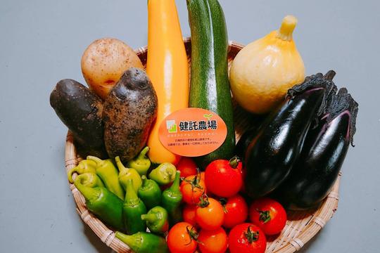 【BBQに!】吉備高原の夏の焼き野菜セット