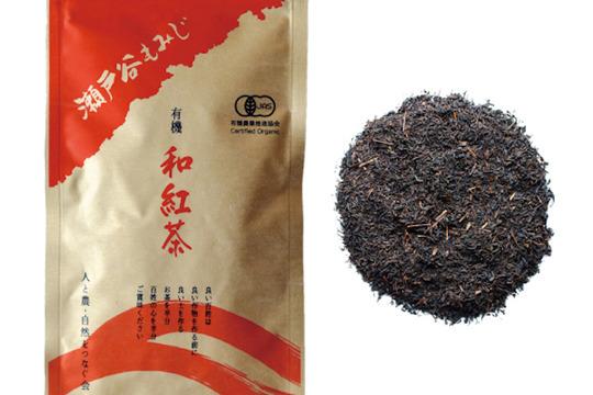 【有機栽培紅茶】瀬戸谷もみじ(100g)