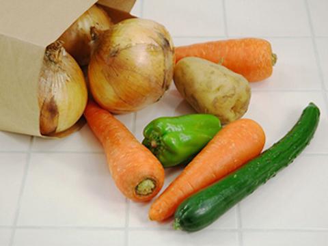 【離乳食・幼児食用】おまかせ野菜セット(5品前後)