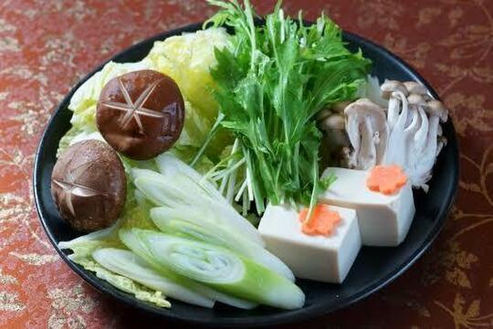 ☆畑直送☆【特選!お鍋セット】朝獲れ*無農薬野菜
